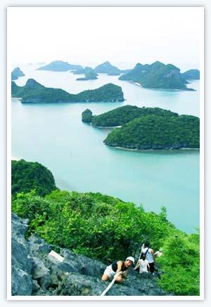 เกาะสมุย จังหวัดสุราษฎร์ธานี เกาะกลางทะเลอ่าวไทยความสวยงามติดอันดับโลก