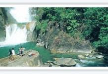 น้ำตกสายรุ้ง, น้ำตก, ท่องเที่ยว, สถานที่ท่องเที่ยว, แหล่งท่องเที่ยว, น้ำตก, น้ำตกสายรุ้ง, ตรัง