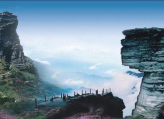 เขาฟานจิ้ง, มณฑลกุ้ยโจว, ท่องเที่ยวจีน, สถานที่ท่องเที่ยวในประเทศจีน, 梵净山, 贵州省, อุทยานแห่งชาติฟานจิ้งซาน, หนิวเฟิงเปาเขาฟานจิ้ง