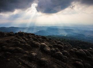 อุทยานแห่งชาติภูหินร่องกล้า ลานหินปุ่ม