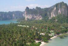หาดไร่เลย์, ที่พักหาดไร่เลย์, โรงแรมหาดไร่เลย์, รีสอร์ทหาดไร่เลย์, สถานที่ท่องเที่ยวหาดไร่เลย์, ทะเลหาดไร่เลย์, กระบี่