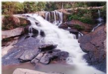 น้ำตกสองคอน, น้ำตก, ท่องเที่ยว, สถานที่ท่องเที่ยว, แหล่งท่องเที่ยว, น้ำตก, น้ำตกสองคอน, เลย