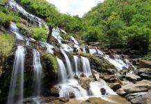 น้ำตกแม่กลาง, ท่องเที่ยว, น้ำตก, สถานที่ท่องเที่ยว, น้ำตกแม่กลาง, แหล่งท่องเที่ยว, เชียงใหม่, น้ำตกแม่กลาง