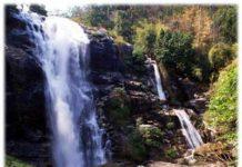 น้ำตกวชิรธาร, น้ำตก, ท่องเที่ยว, สถานที่ท่องเที่ยว, แหล่งท่องเที่ยว, น้ำตก, น้ำตกวชิรธาร, เชียงใหม่