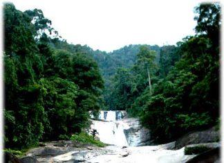 น้ำตกพรหมโลก, น้ำตก, ท่องเที่ยว, สถานที่ท่องเที่ยว, แหล่งท่องเที่ยว, น้ำตก, น้ำตกพรหมโลก, นครศรีธรรมราช
