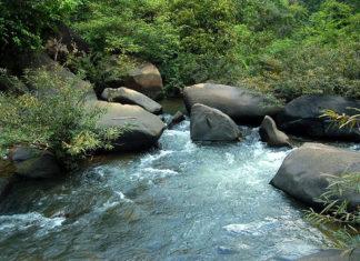น้ำตกวิ่งหิน, น้ำตก, ท่องเที่ยว, สถานที่ท่องเที่ยว, แหล่งท่องเที่ยว, น้ำตก, น้ำตกวิ่งหิน, สุราษฎร์ธานี