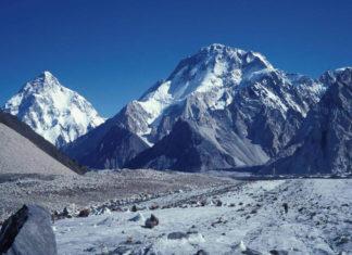 ยอดเขาเคทู, มณฑลซินเจียง, ท่องเที่ยวจีน, สถานที่ท่องเที่ยวในประเทศจีน, 乔戈里峰, 新疆省, ธารน้ำแข็งอินซูคาติ, ช่องเขาShaksgam, ยอดเขาเคทู(K2BC), เฉียวเกอหลี่เฟิง