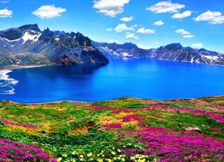 ภูเขาฉางไป๋ซาน (สระแห่งฟ้า), มณฑลจี๋หลิน, ท่องเที่ยวจีน, สถานที่ท่องเที่ยวในประเทศจีน, 长白山天池, 吉林省, ภูเขาฉางไป๋ซาน (สระแห่งฟ้า)