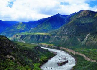 ยาร์ลุงซางโปแกรนด์แคนยอน, ทิเบต, ท่องเที่ยวจีน, สถานที่ท่องเที่ยวในประเทศจีน, 雅鲁藏布大峡谷, 西藏