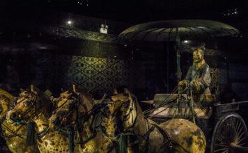 หอกลอง หอระฆัง สุสานฉินซีฮ่องเต้ มณฑลส่านซี เมืองซีอาน ท่องเที่ยวหอกลอง ท่องเที่ยวหอระฆัง ท่องเที่ยวสุสานฉินซีฮ่องเต้ ท่องเที่ยวเมืองซีอาน