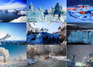 มณฑลเฮยหลงเจียง, มณฑลจี๋หลิน, ฮาร์บิน, ฉางชุน, ฉางไป๋ซาน, ดอกอู้ซง, น้ำตกจิ้งโพหู, สโนว์ทาวน์, snow town, เทศกาลน้ำแข็งโลก, โบสถ์เซนต์โซเฟีย, ทริปท่องเที่ยวจีน