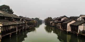 อูเจิ้น, มณฑลเจ้อเจียง, เล่าเรื่องหลังทริป, เล่าเรื่องต่างแดน, เมืองดำอูเจิ้น, เมืองน้ำอูเจิ้น, เวนิสจีน, 乌镇